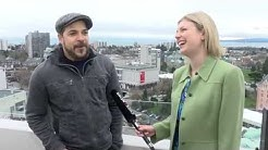 Interview with actor Cory Bowles - Ceilidh Millar
