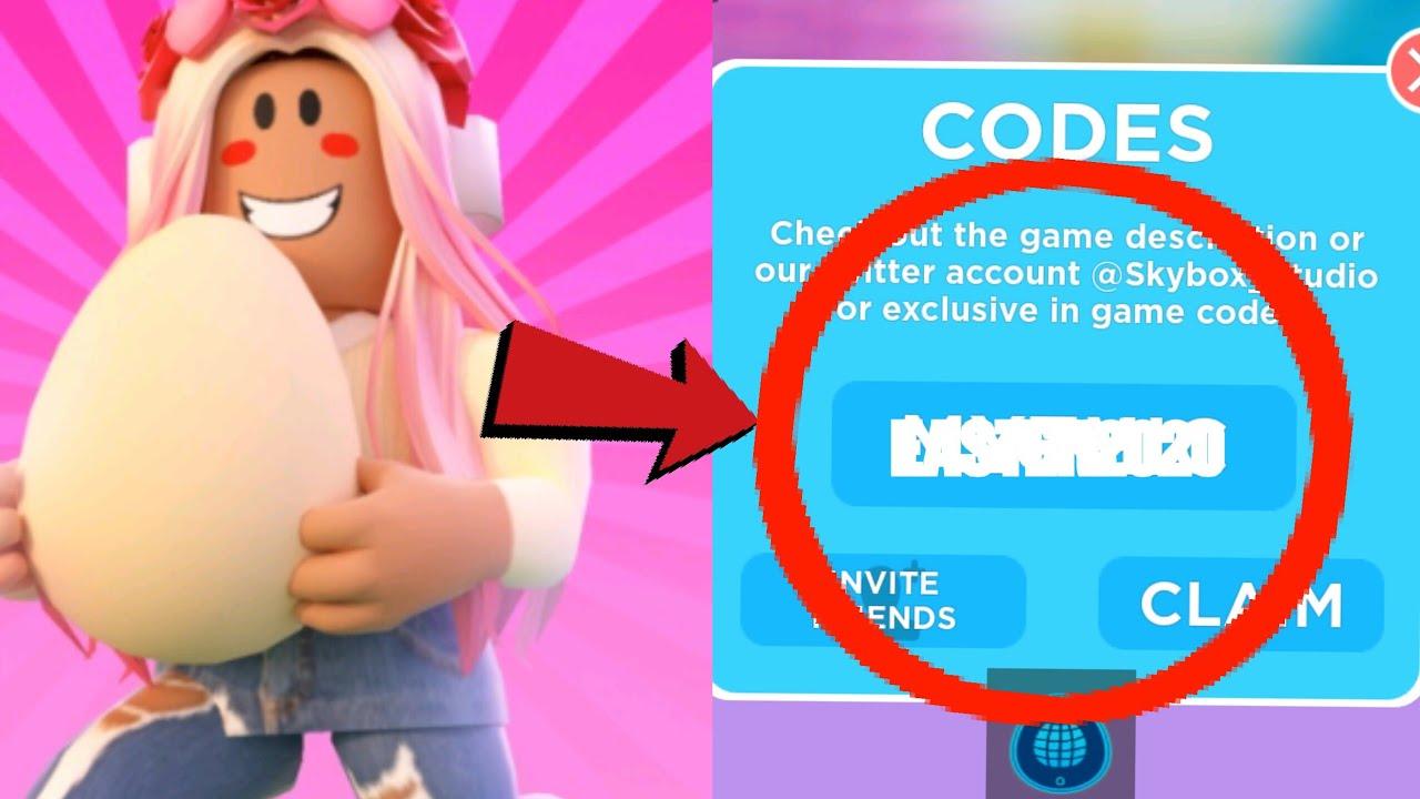 All Roblox Egg Simulator Codes 2020 Youtube