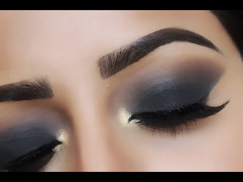 Easy Smokey Eyes in 3 Steps for Beginners (HINDI) | Deepti Ghai Sharma