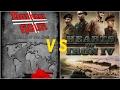 Hearts of Iron 4 vs Hearts of Iron 2(Darkest Hour) - Basic Comparison