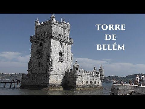 LISBOA: Belém Tower (Portugal) HD