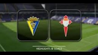 Video Gol Pertandingan Cadiz vs Celta Vigo