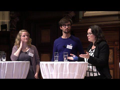 Junge Wissenschaft trifft Politik: Andrea Nahles