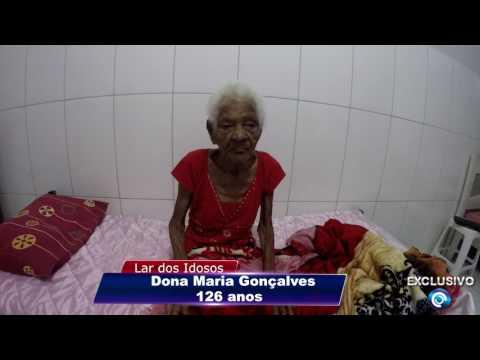 Maria Gonçalves dos Santos, 126 anos