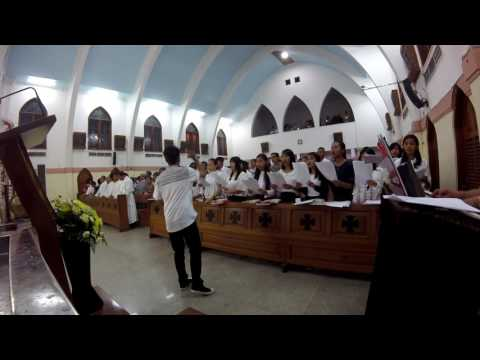 Ave Maria (L. Putut Pudyantoro) - OMK Katedral Keluarga Kudus Banjarmasin