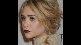 Part 2: Ashley Olsen Updo Hair Tutorial Thumbnail