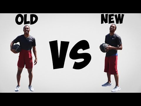 Old Vs New Generation Basketball