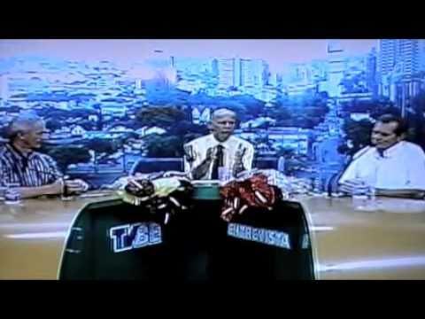 ANTURIUMVILLE-ENTREVISTA  FEITA POR SERGIO SILVA  NA TVBE  1