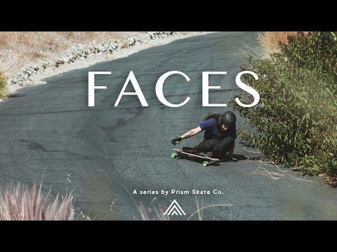 Prism Skate Co.- FACES - Cooper Darquea