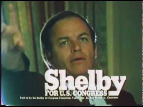Richard Shelby for Congress (AL-7) :30 Vintage Commercial