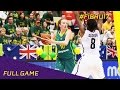 Usa V Australia - Semi Final - Full Game - Fiba U17 Women's World Championships 2016 video