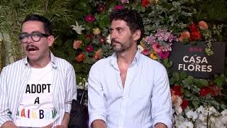 'La casa de las flores': Entrevista con su director Manolo Caro y con el actor Paco León