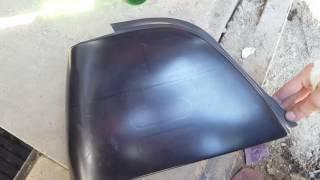 Как удалить тонировку с задних фар