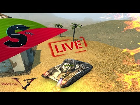 Tanki Online Livestream | Playing with an Administrator (jnjnnj)