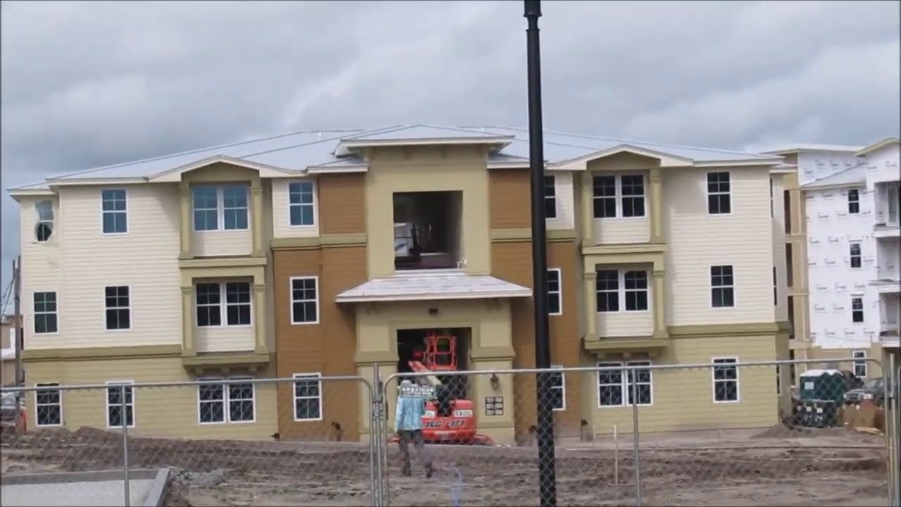 Income Restricted Apts Next To THE VILLAGES