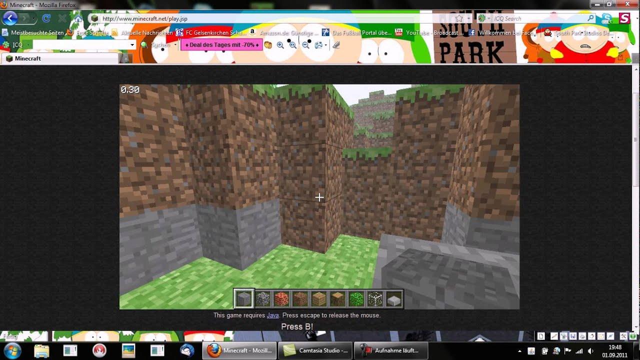 Minecraft Kostenlos Runterladen Und Spielen