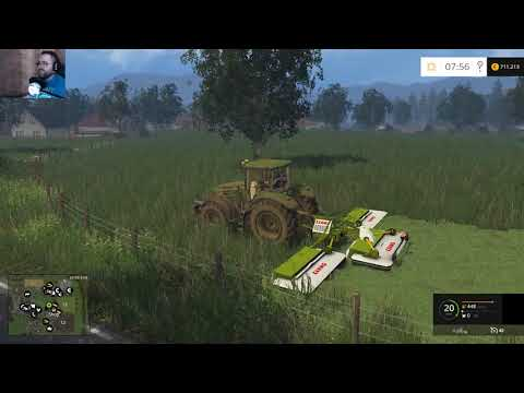 Farming Simulator 2015 Map Tannenberg | parte 9 | Nuevas maquinas