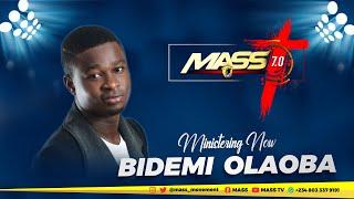 BIDEMI OLAOBA in Extravagant Praise at MASS 7.0