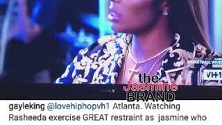 Gayle King Defends Love & Hip Hop Atl's Rasheeda