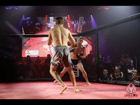 ETERNAL MMA 43 - ALAN HARTLEY VS PAUL TRAISH - MMA FIGHT VIDEO