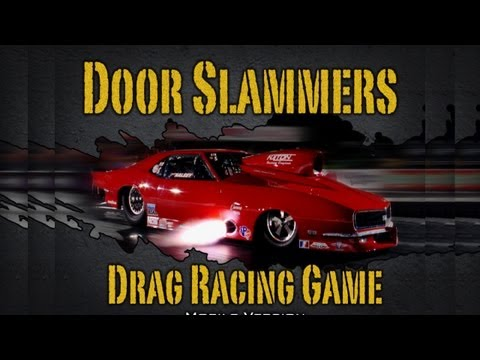 Door Slammers Drag Racing - iPhone & iPad Gameplay Video