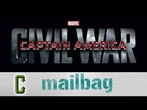 Collider Mail Bag - Reaction To Captain America: Civil War Footage