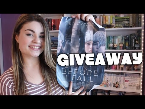 Before I Fall Giveaway! [CLOSED]