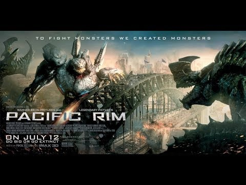 Pacific Rim - watching movies with AIDzee and Angry