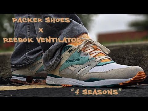 Reebok Ventilator x Packer Shoes