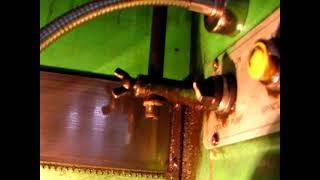MQL가공 래디알 대형 CNC 선반가공용 미스트가공  …
