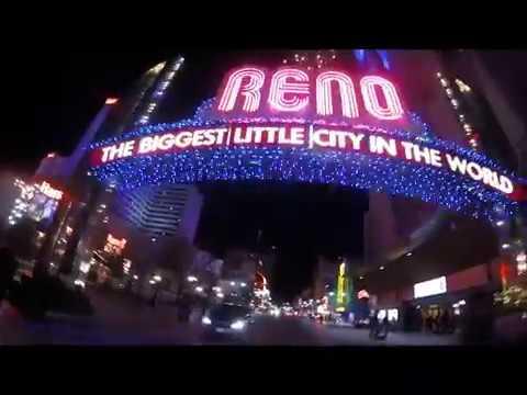 NevaNo - Reno Lights Official Music Video