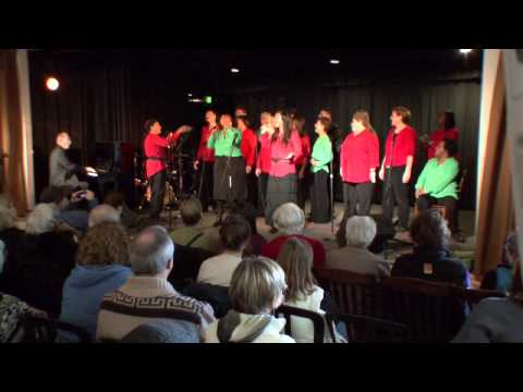 Pastor Pat Wright and the Total Experience Gospel Choir At The Third Place Commons 2013