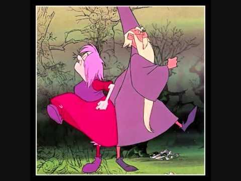 Merlin disney witch - photo#18