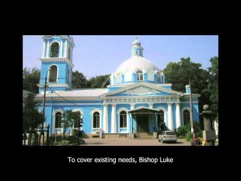 The Life of St. Luke (the Surgeon), ArchBishop of Simferopol and Crimea (1877-1961)