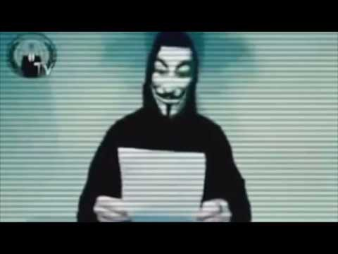 ANONYMOUS - Operation Ice ISIS - #OpIceISIS