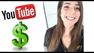 How much does The Gabbie Show make on Youtube