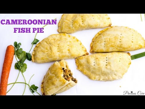 Cameroonian Fish Pie - Precious Kitchen - Ep 24