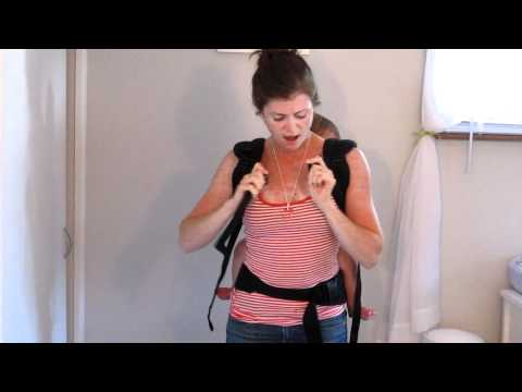 Back Carry your baby in the ERGO (wear your baby)