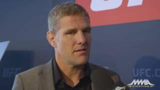 UFC 209: Dan Kelly Surprised He Got Offer to Fight Rashad Evans