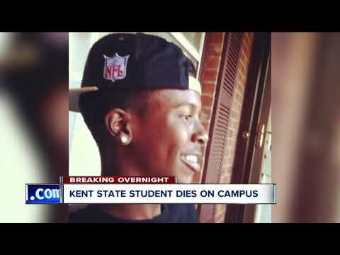 Kent State University student dies after collapsing on campus