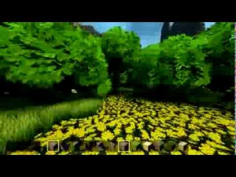 Blockscape - New foliage