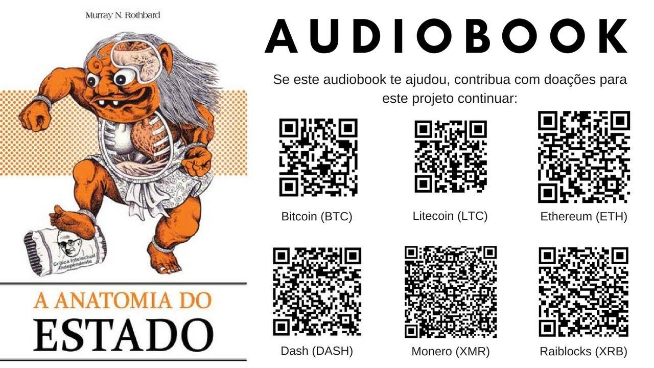 Audiobook - A Anatomia do estado - Murray Rothbard - YouTube
