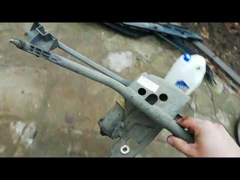Замена радиатора печки ауди 100 с4