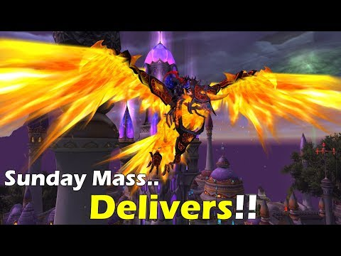 SUNDAY MASS DELIVERS: Pureblood Fire Hawk DROPS (Tales from the Stream) !!