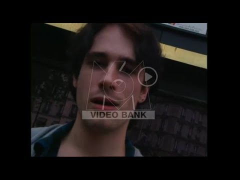 Jeff Buckley - Walking the Streets of Paris - ROCKRUSH 9/22/94