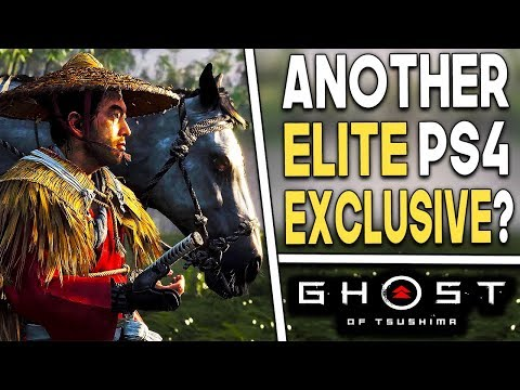 Another ELITE PS4 Exclusive? - Why Ghost of Tsushima Is INCREDIBLE