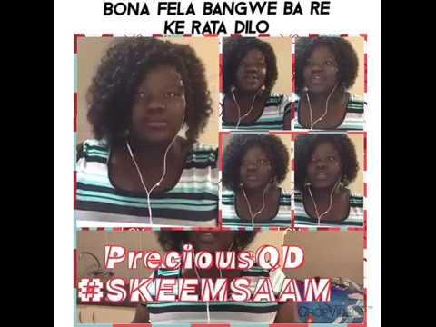 IMG 6845 SKEEM SAAM theme song Bona fela by Tuks