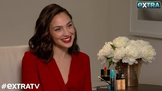 Gal Gadot Dishes on 'Wonder Woman' Sequel, Plus: Her New Role as Revlon Ambassador