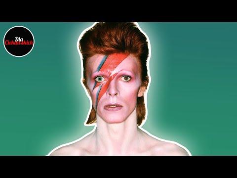 David Bowie - Przybysz Z Kosmosu Czy Ziemska Legenda?