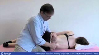 Prinzip der  Mobilisierenden Massage Functional Kinetics FBL Klein-Vogelbach